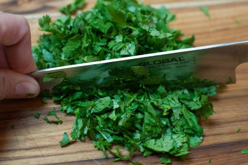 mincing-cilantro